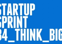 Startup Sprint b4 Think Big.