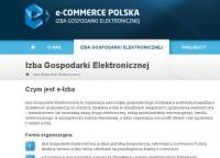 Izba Gospodarki Elektronicznej skupi polski e-biznes?
