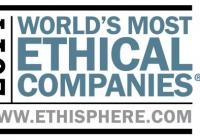 Ranking najbardziej etycznych firm świata wg Etisphere Institute